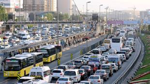 İstanbul trafiğine çözüm için ''park et, devam et'' otoparkları geliyor
