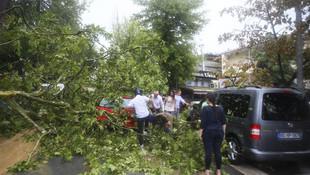 İstanbul'daki sel felaketiyle ilgili çarpıcı açıklama