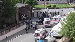 Avukat ölen teröriste rahmet diledi, salon karıştı